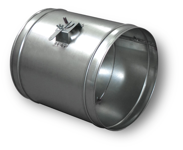 Дроссель-клапан DSV Ø1000
