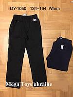 Брюки, джинсы  утепленные для мальчика, F&D , 134-164 рр