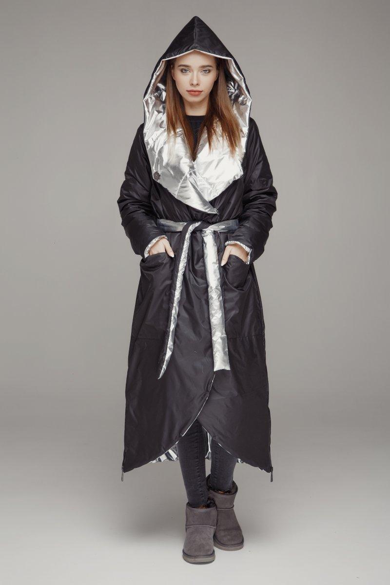 Пальто двухстороннее Alberto Bini 4025