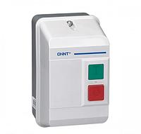 Магнитный пускатель в корпусе NQ3-5,5P 2.5-4A 220V IP55 Chint, 3129-220