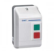 Магнитный пускатель в корпусе NQ3-5,5P 2.5-4A 220V IP55 Chint