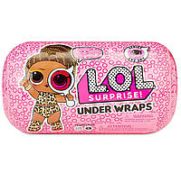 Кукла ЛОЛ капсула 4 сезон 2 волна Оригинал 552048-W2 (L.O.L. Under Wraps Eye Spy 4 Series 2 wave)
