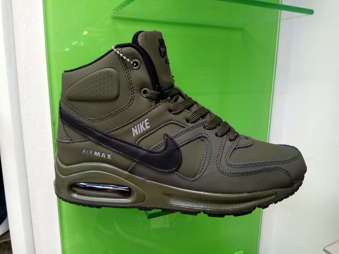 c4992284 Женские и подростковые зимние кроссовки Nike Air Max Winter Olive ...