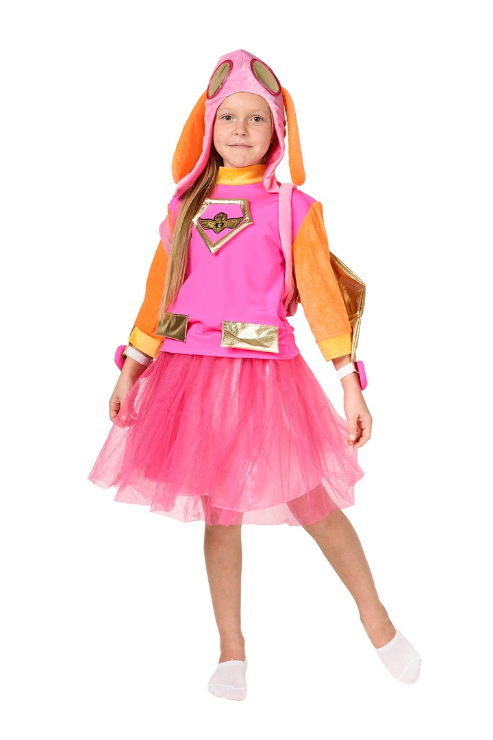 """Детский карнавальный костюм """"Скай"""" для девочки"""