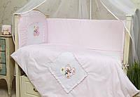 Ліжко в ліжечко Greta Lux - Ведмедик 8 ел., фото 1