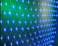 Гирлянда Сетка 400 LED Цвета в Ассортименте