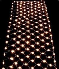 Гирлянда Сетка Новогодняя 140 Диодов 1,5 х 1,2 м Цвета в Ассортименте
