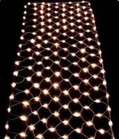 Гирлянда Сетка Новогодняя 140 Диодов 1,5 х 1,2 м Цвета в Ассортименте, фото 1