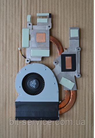 Система охолодження lenovo IdeaPad Y510P AT0SF001SS0 SUO1 02 317 000 0112 + кулер