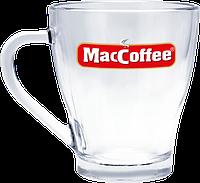 Кружка стеклянная для кофе 250 мл