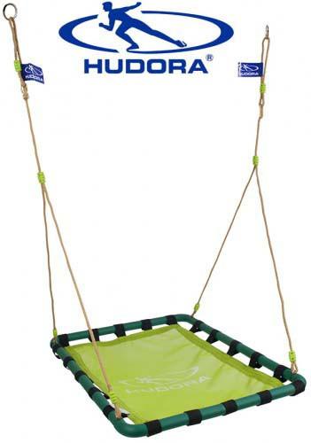 Качели Hudora 118x80 Green