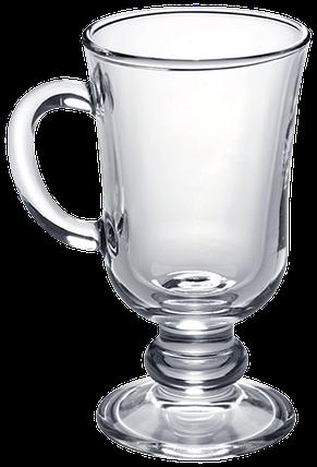 Кружка глинтвейн стеклянная 200 мл, фото 2