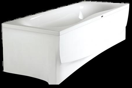 Прямоугольная акриловая ванна Paa Prelude, фото 2