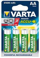 Аккумулятор пальчиковый Varta AA 2500 Ready 2 Use – 1 шт