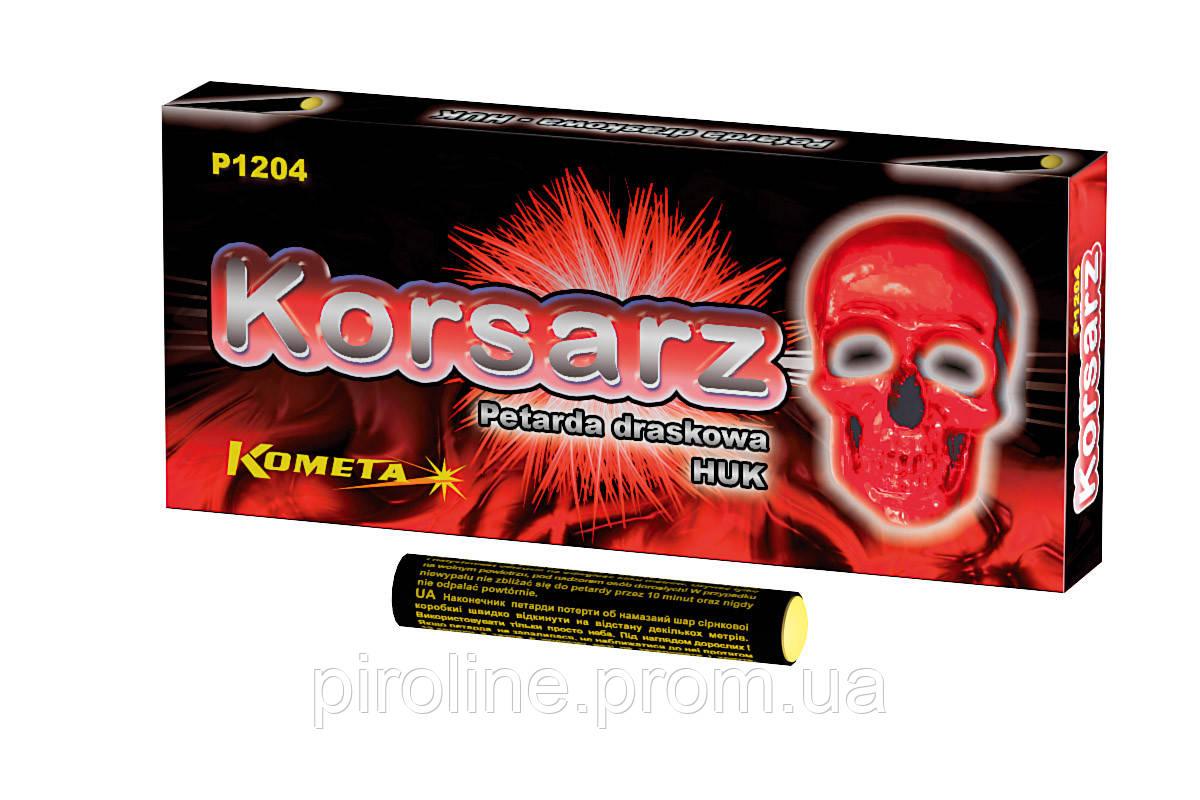 Петарда Korsarz 1204 1 выстрел