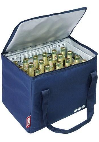 Сумка изотермическая Ezetil Keep Cool Beer Bag, 34,3 л, синяя (4020716072203)