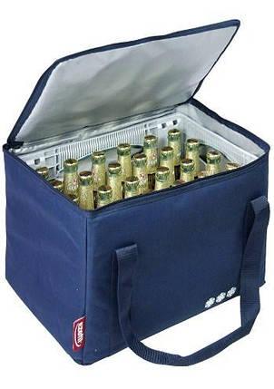 Сумка изотермическая Ezetil Keep Cool Beer Bag, 34,3 л, синяя (4020716072203), фото 2