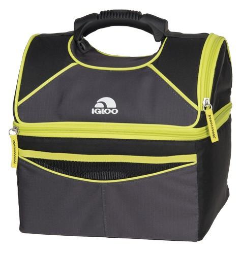 Изотермическая сумка Igloo PM GRIPPER 16 lime(0342236179052)