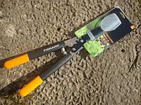 Ножницы для живой изгороди PowerGear™ Steel от Fiskars (114770)