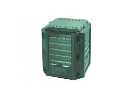 Компостер Prosperplast COMPOGREEN 380 л, зеленый (5905197695488), фото 2