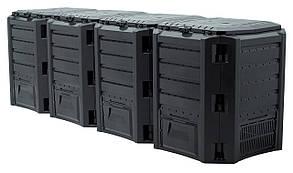 Компостер Prosperplast  MODULE COMPOGREEN 1600 л, черный (5905197595443), фото 2