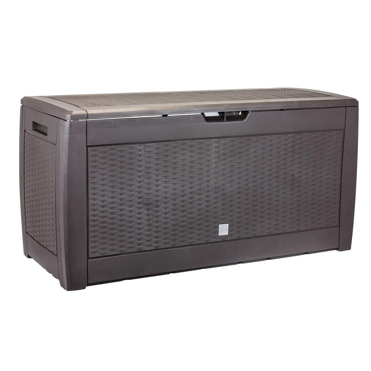Комод Prosperplast BOXE RATO 310 л, коричневый (5905197098401)