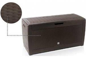 Комод Prosperplast BOXE RATO 310 л, коричневый (5905197098401), фото 2