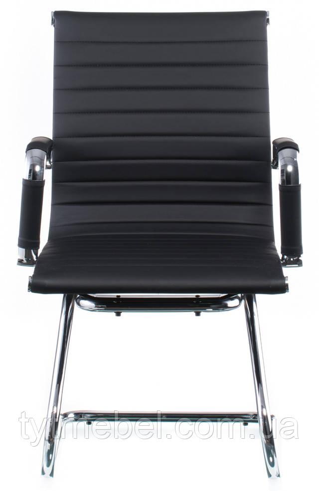 Кресло офисное Solano artlеathеr confеrеncе black Special4You
