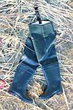 Заброды, сапоги рыбацкие высокие с уплотненными наколенниками, фото 2