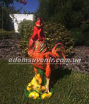 Садовая фигура Петух, фото 3