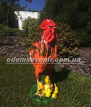 Садовая фигура Петух, фото 2
