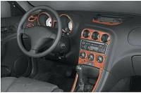 Накладки на торпеду Alfa Romeo 156 1997-2007 (декор панели Альфа Ромео)