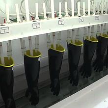 Випробування діелектричних рукавиць