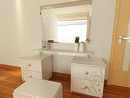 Столик туалетный Богема Миро-Марк