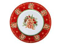 "Тарелка ""christmas collection"" 21см, фото 1"