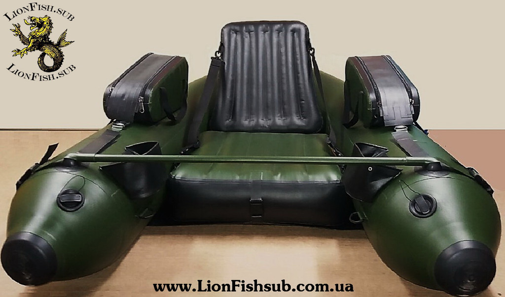 Нахлыстовый Плот LionFish.sub