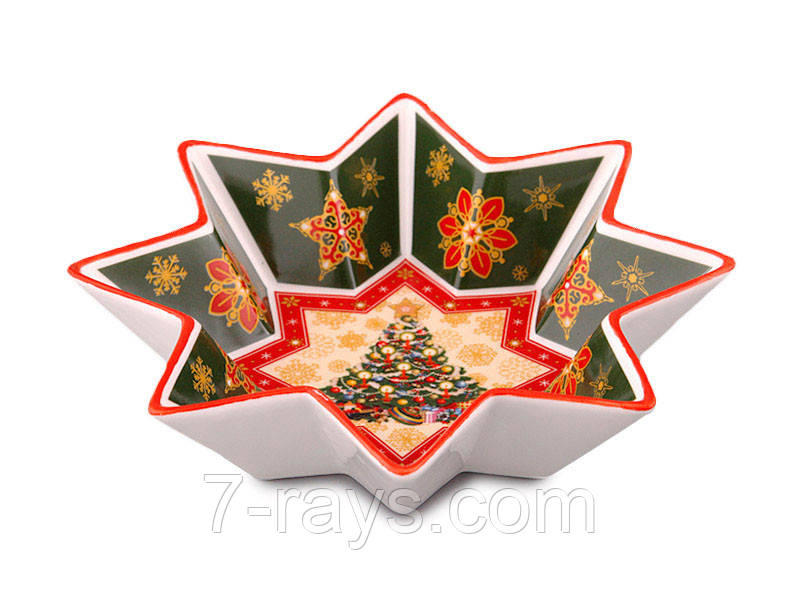 "Салатник ""christmas collection"" диам - 26 см"