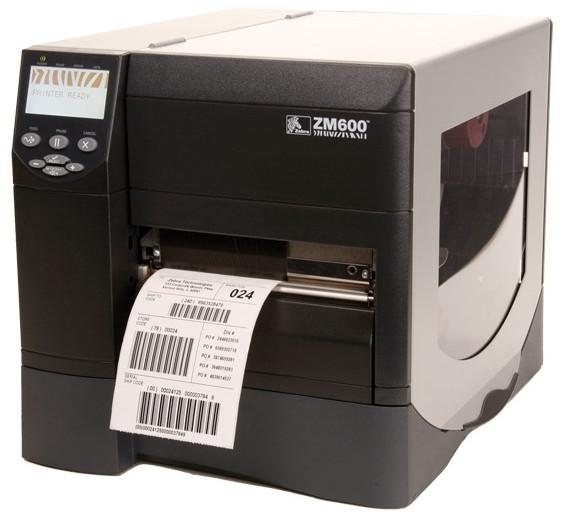 Zebra ZM600 -203 точки