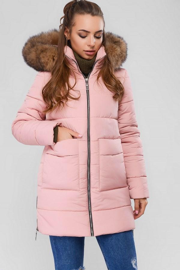 Зимняя женская куртка К 0039 с 03