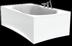 Прямоугольная акриловая ванна Paa Fanfara