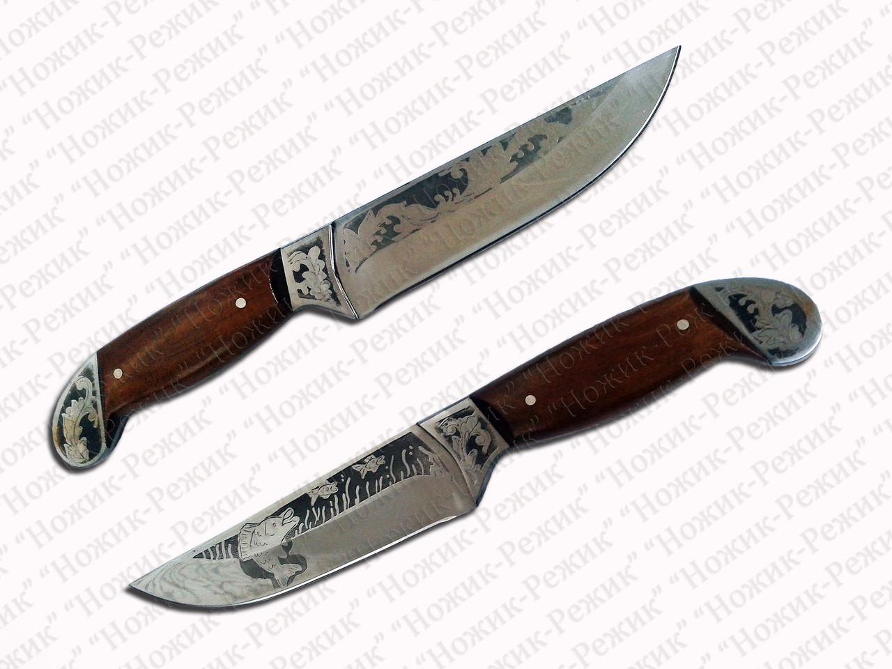 Нож для рыбалки, нож рыбацкий туристический, рыбацкий нож, нож рыбака, нож ручной работы