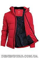 Куртка-жилет зимняя мужская KINGS WIND 8W43 красная