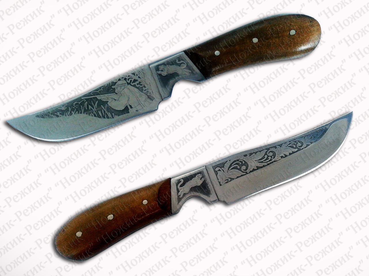 Нож туристический охотничий, нож для рыбалки, нож рыбака, нескладной нож, нож от производителя