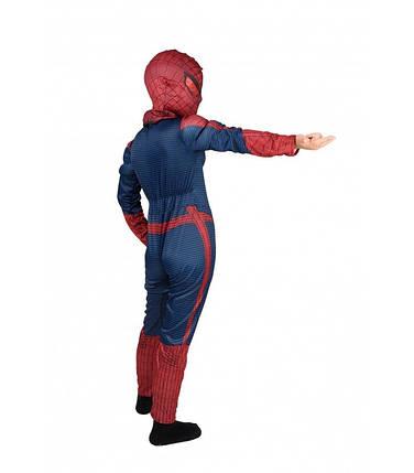 """Детский карнавальный костюм для мальчика """"Spider Man"""" с мышцами, фото 2"""