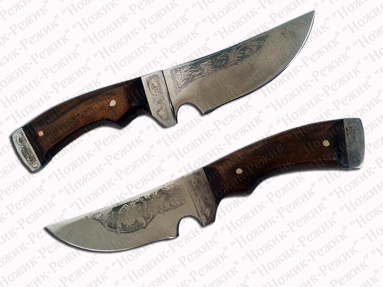 Нож охотничий, нож нескладной, нож для туризма, нож для рыбалки, нож для охоты, ножи ручной работы