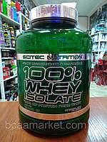 Протеин Scitec Nutrition Whey Isolate, 2,0 kg