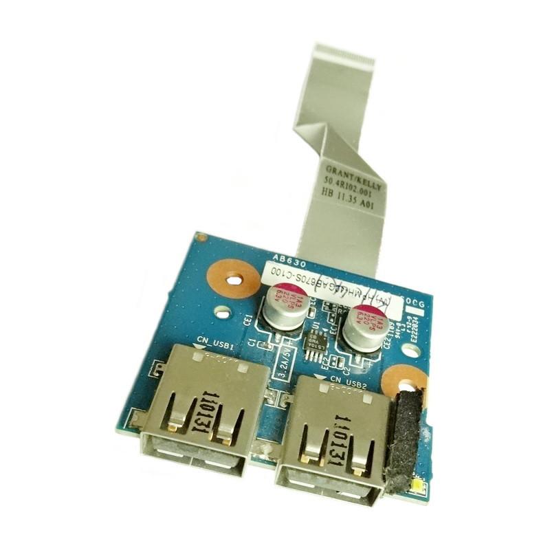 Плата USB для ноутбука HPPavilion Dv7-6c54sr