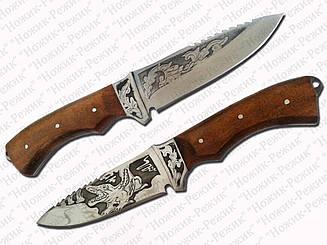 """""""Крокодил""""-нож ручной работы"""