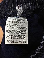 Джинсовые брюки на флисе для мальчиков оптом, Grace, 1-5 лет, арт. B82803, фото 7
