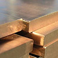 Лист бронзовый 8,0 мм БРОФ